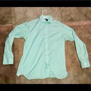 Men's Polo Ralph Lauren Button Down Shirt Size 16